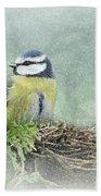 Little Bird Beach Towel