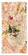 Marble End Paper Beach Towel by William Kilburn