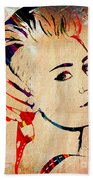 Miley Cyrus Collection Beach Towel