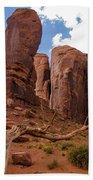 Monument Valley - Arizona Beach Towel