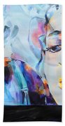 4 Non Blondes - Linda Perry Beach Towel