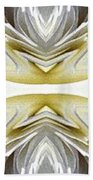 Nonstop Apple Blossom Abstract Beach Towel