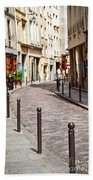 Paris Street Beach Sheet