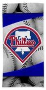 Philadelphia Phillies Beach Sheet
