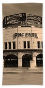 Pnc Park - Pittsburgh Pirates Beach Towel
