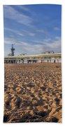 Scheveningen Beach Towel