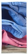 Trousers Beach Towel by Tom Gowanlock