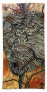 Wasp Nest Beach Towel