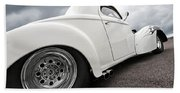 41 Willys Coupe Beach Towel