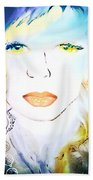 Antoinette Beach Towel