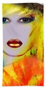 Arnolda Beach Towel