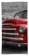 48' Dodge Fargo Beach Towel