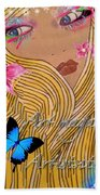 Pikotine Art Beach Towel