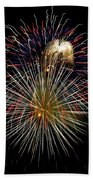 4th Of July 1 Beach Towel by Marilyn Hunt