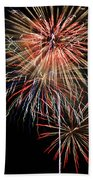 4th Of July 3 Beach Towel by Marilyn Hunt