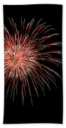 4th Of July 4 Beach Towel