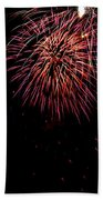 4th Of July 9 Beach Towel