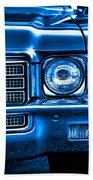1971 Buick Gs Beach Towel