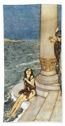 Andersen: Little Mermaid Beach Towel