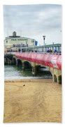 Bournemouth Pier Beach Sheet