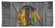 Chicago Blackhawks Beach Towel