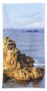 Cornwall - Land's End Beach Towel