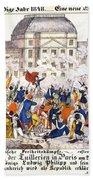 France Revolution, 1848 Beach Towel