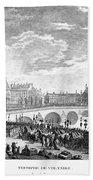 French Revolution, 1791 Beach Towel