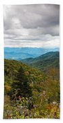 Great Smoky Mountains Beach Towel