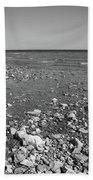 Lake Huron Beach Towel by Frank Romeo