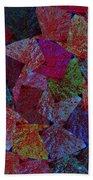 Magic Marbles Marvellous Colorful Pattern Spiral Sparkle Wonderland Kidsroom School Nursary Daycare  Beach Towel