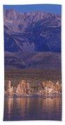 Mono Lake California Beach Towel