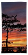Outer Banks Sunset Beach Towel