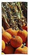 Pumpkins Beach Sheet