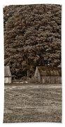 5 Star Barns Monochrome Beach Towel