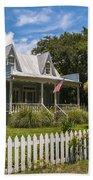 Sullivan's Island Tin Roof Story Book Cottage Beach Towel