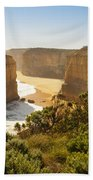 Twelve Apostles Beach Towel