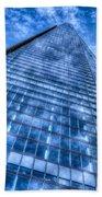 The Shard London Beach Towel