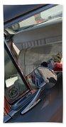 55 Bel Air Door-8190 Beach Towel