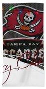 Tampa Bay Buccaneers Beach Towel