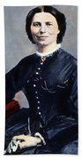 Clara Barton (1821-1912) Beach Towel