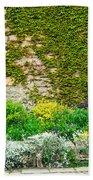 Cottage Garden Beach Sheet