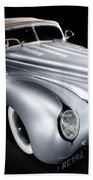 Custom Ford Coupe Beach Towel