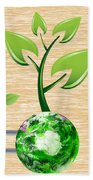 eco Beach Towel