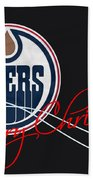 Edmonton Oilers Beach Towel