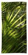 Jungle Light Beach Towel