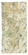 Leaves From Nature Beach Towel