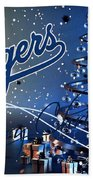 Los Angeles Dodgers Beach Sheet