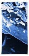 Progestin Crystals Hormonal Beach Towel