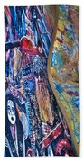 Rock N Roll Collection Beach Towel